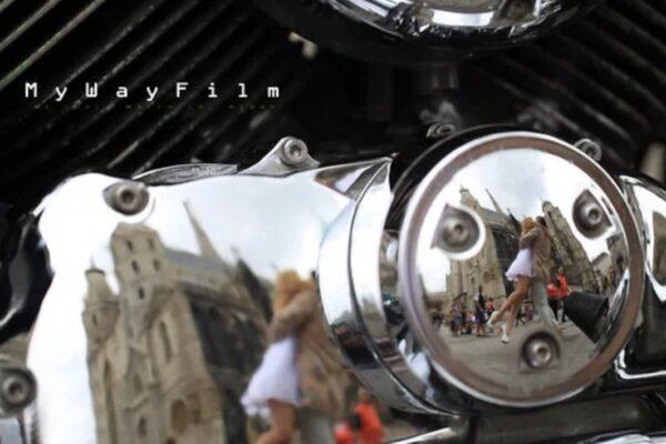 creative wedding cinematography Vienna